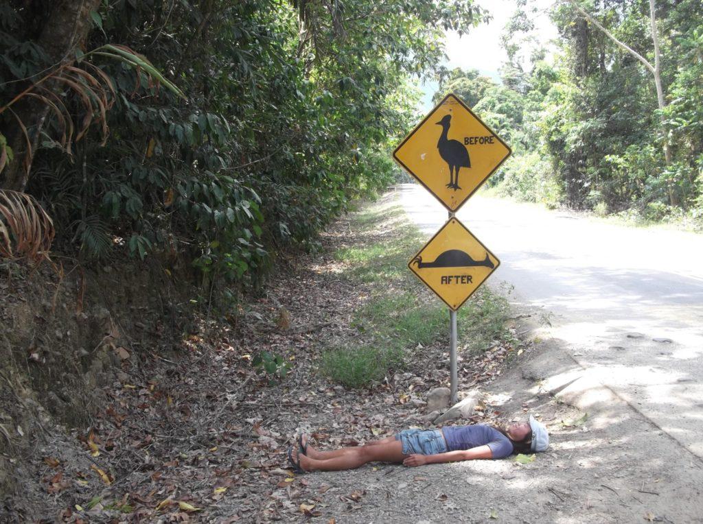 blog voyager seule panneaux australiens