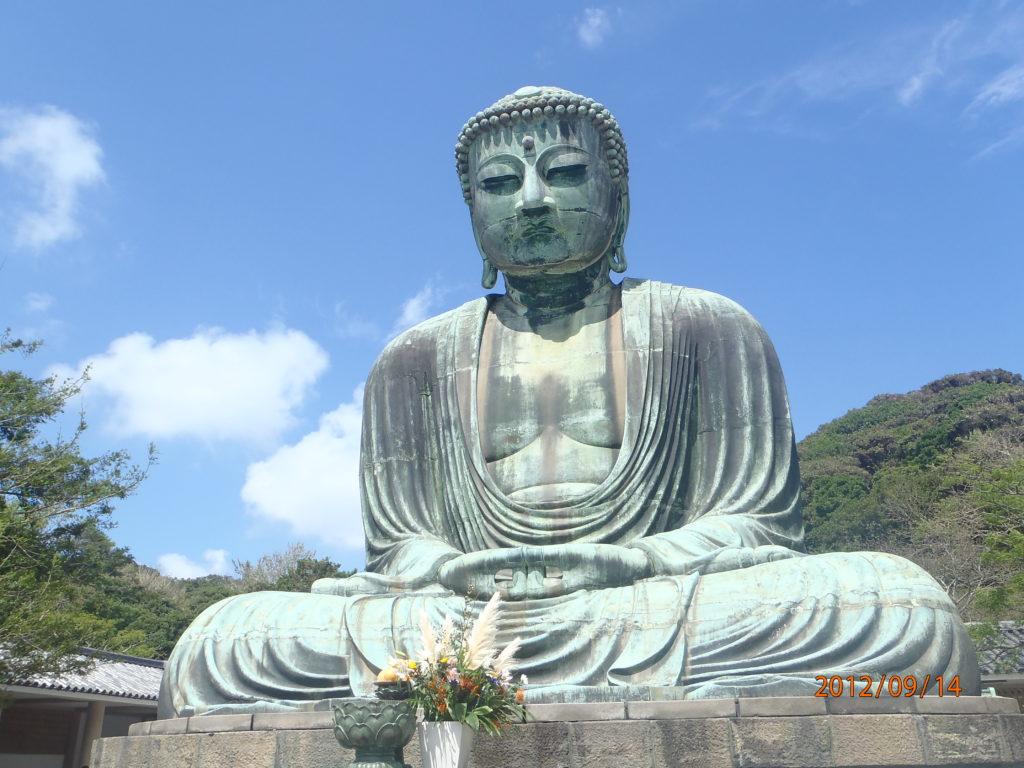 blog voyager seule buddha kamakura japon