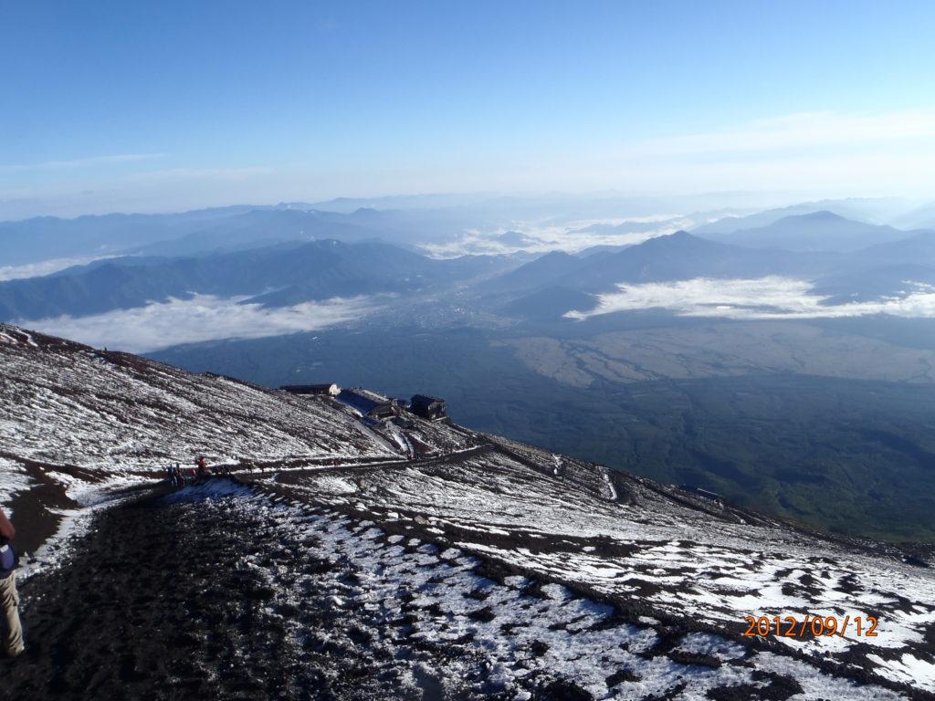 blog voyager seule mont fuji japon