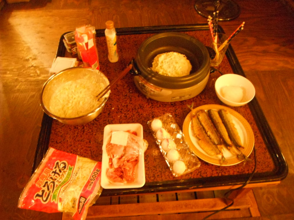 blog voyager seule okonomiyaki yokohama japon