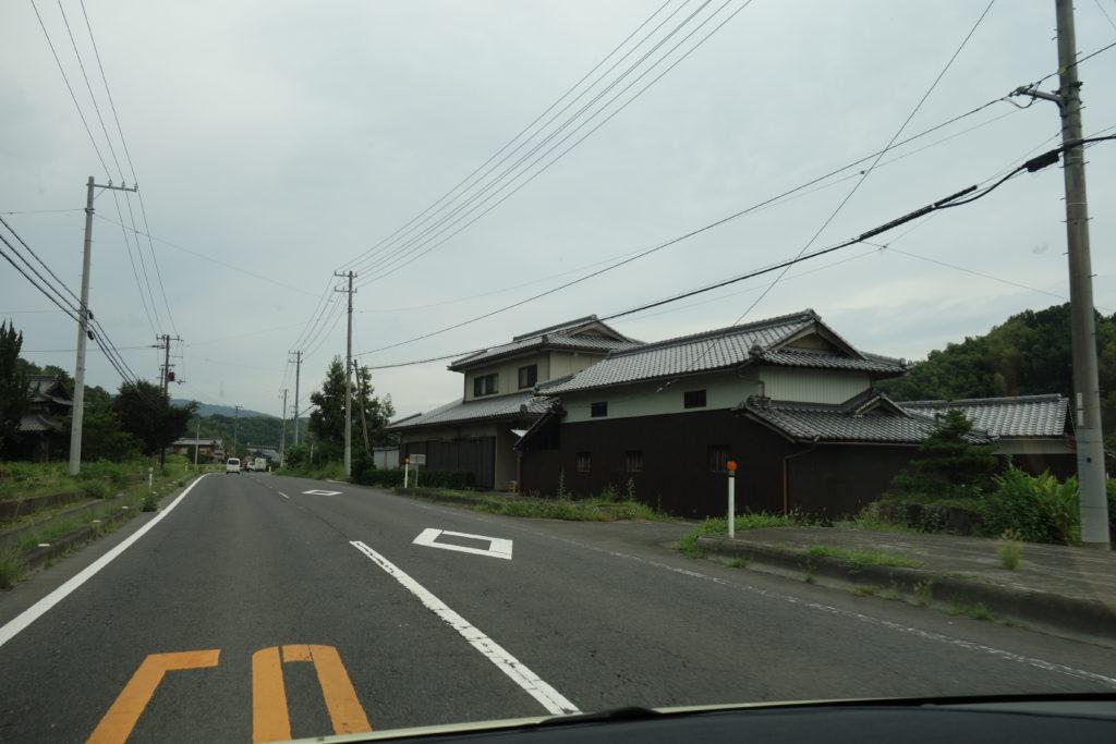 blog voyager seule route japon