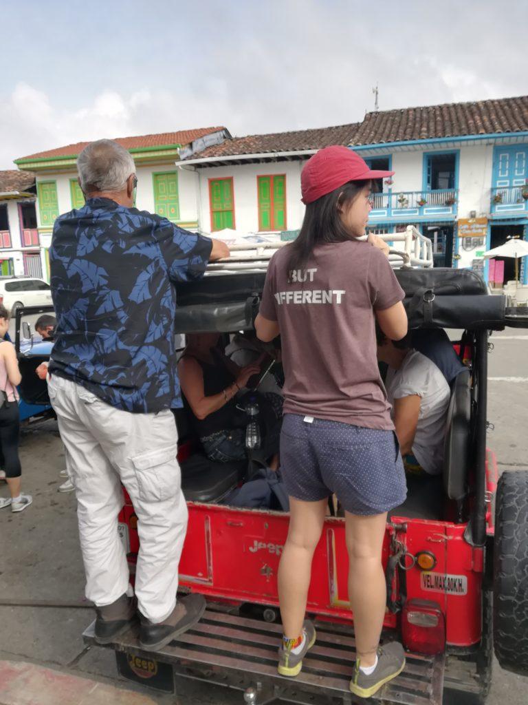 blog voyager seule salento jeep