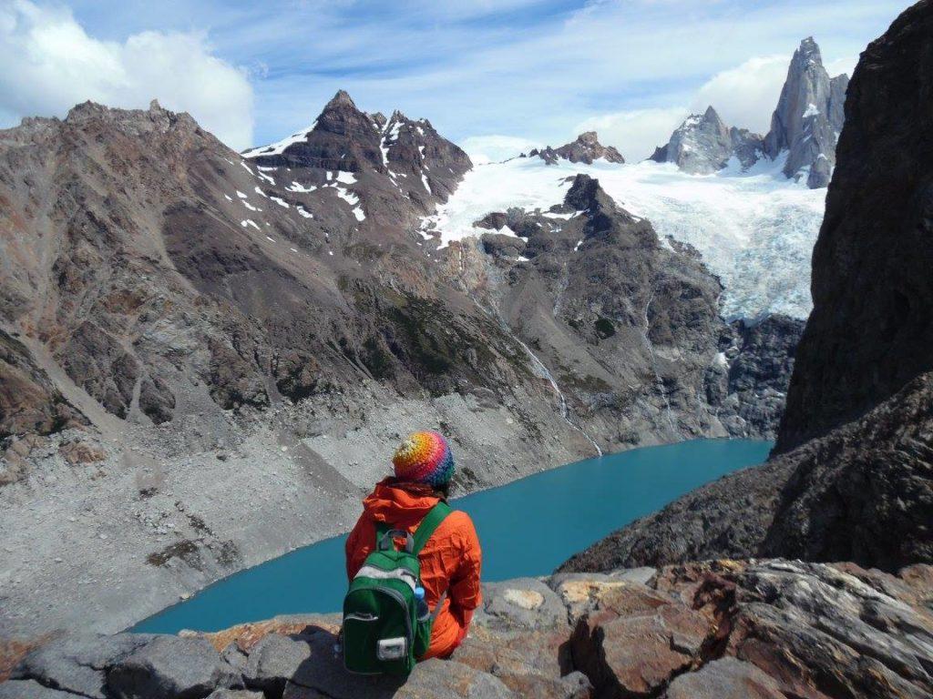 blog voyager seule el chalten patagonie argentine
