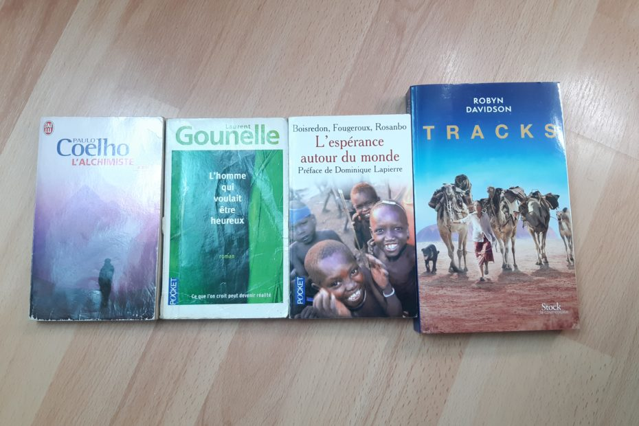 livres de voyage